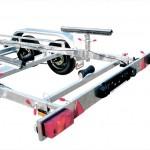 Motorboottrailer Pongratz
