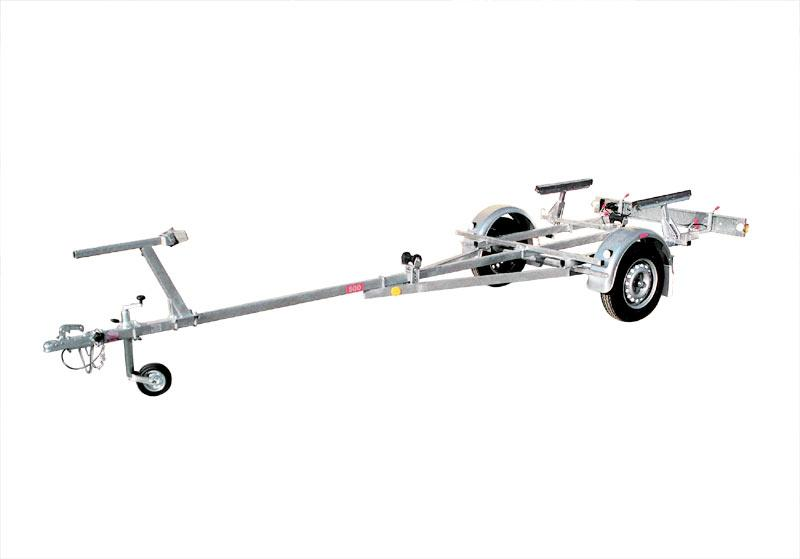 Pongratz Bootstrailer 500-750 kg