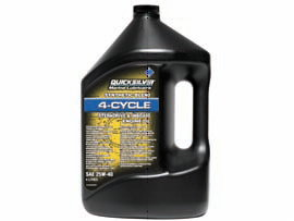 4Liter 25W40 SYNTHETIC BLEND STERNDRIVE/INBOARD OIL
