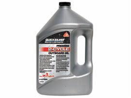 4 Liter 2Takt-Öl